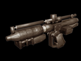 E-5 Droid Blaster