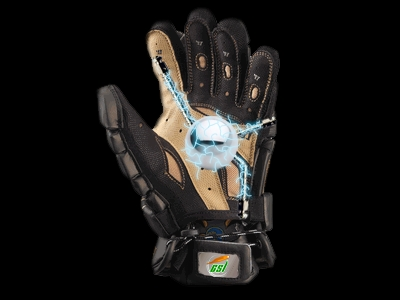 Shockball Glove
