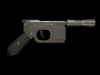 HSB-200 hold-out blaster pistol